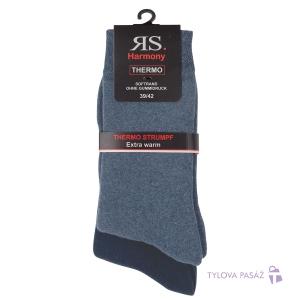Pánské teplé froté bavlněné ponožky RS - 2 páry Kód zboží  32771 995fcd3fbf