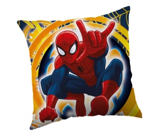 Polštářek Spiderman yellow