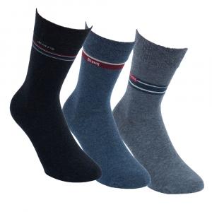 669c60850ab Pánské módní bavlněné jeansové ponožky RS - 3 páry Kód zboží  3212419 empty